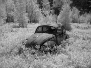 volkswagen infrared