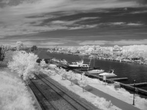 lake ontario infrared