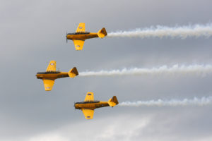 air show harvards