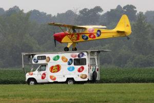 air show super cub