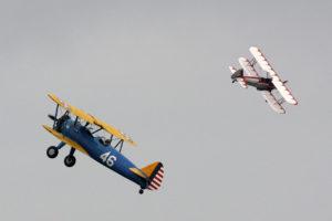air show stearman