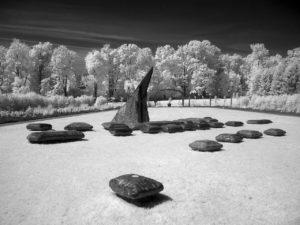 infrared sculpture