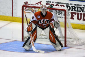rit hockey goalie