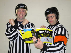 Two idiot Refs