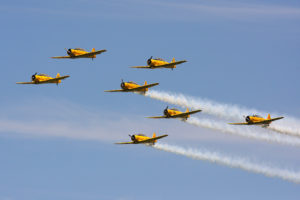 Canadian Harvards