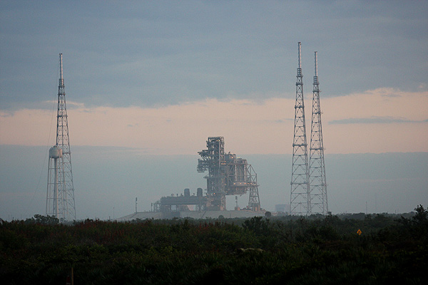 Pad 39B Sunset