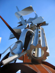 Sentinel - Albert Paley