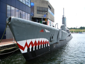 Torsk Submarine