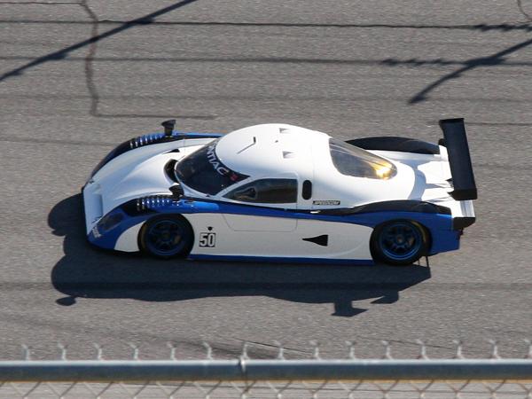 Daytona Cars