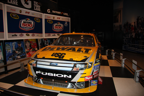 Kenseth Car