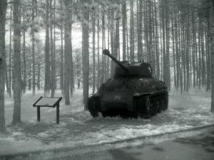 Sherman Tank IR