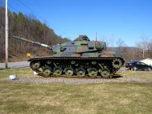 Tank, Naples NY